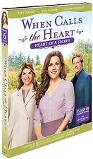 When Calls The Heart: Heart Of A Secret: TV Series Season 4 Movie 6 Box/DVD Set