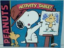 Landoll's Peanuts Snoopy Woodstock Activity Tablet