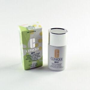 Clinique BIY Blend It Yourself Pigment Drops #115 (VF-G) - Size 0.34 Oz. / 10mL