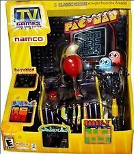 Namco 5 In 1 Plug N Play TV Games Arcade System Pac-Man Galaxian Dig Dug Rally-X