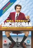 Nuovo Anchorman - The Legend Of Ron Rosso Bordeaux DVD