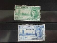 Mint Never Hinged/MNH Cats Maltese Stamps (Pre-1964)