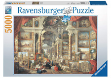Ravensburger Views of Modern Rome - 5000 Piece Jigsaw Puzzle**