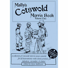 Mally's Cotswold Morris Book Volume2 Book or CD or Book and CD by Dave Mallinson