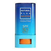 AHC Natural Plus Sun Block Stick UV Protection SPF50+PA++++ Korean Cosmetics 20g