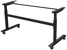 "BALT 90179 Height-Adjustable Flipper Training Table Base - 32.8"" Height - Steel"