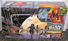 ✨New! SEALED! 💥Star Wars DEATH STAR Vintage Micro Machines with TIE FIGHTER 4+