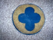 WWI US Army patch 88th Division Infantry unit patch AEF