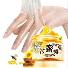 Milk & Honey Peel Off Paraffin Hand Wax Mask Nourish Whitening Hands Skin Care