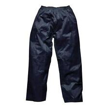 WATERPROOF WINDPROOF OVERTROUSERS TAPED  SEAMS L  LARGE