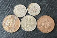 United Kingdom predecimal coin lot