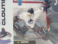 McFarlane NHL Series 5 - Dan Clouter - Vancouver Canucks- White Jersey