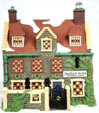 Dept 56 Heritage Village Collection Dickens Village Dedlock Arms 57525 New