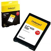 INTENSO SSD TOP 2,5 256 GB SATA3 3812440 SOLID STATE DRIVE  2 Anni Garanzia