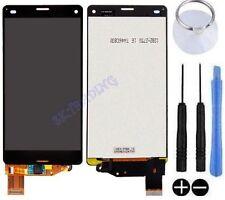 ECRAN LCD + VITRE TACTILE BLOC POUR SONY XPERIA Z3 COMPACT MINI D5803 D5833 NOIR