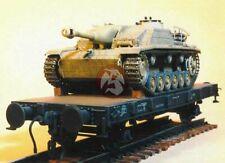 Tank Workshop 1/35 Leichter Flachwagen 50Ton SSys German Flatcar WWII 353095