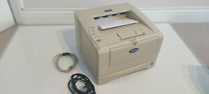 Brother HL-5140 Laser Printer + AC Mains Cable + USB Data Cable
