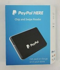 PayPal Here Chip And Swipe Credit Debit Card Reader New