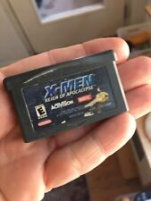 X-Men: Reign of Apocalypse (Nintendo Game Boy Advance, 2001)