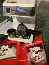macchina caffe gaggia mod. fantastico ormai oggetto da collezione. Anni '90.
