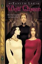 Wolf Queen: The Claidi Journals III by Tanith Lee, Good Book