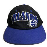 Vintage Starter 90's Orlando Magic NBA The Right Hat Adjustable Snapback Hat Cap