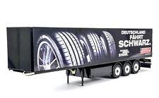 RC Modellbau Trailer 1/14 Fulda Anhänger für LKW- Trucks Kit Bausatz