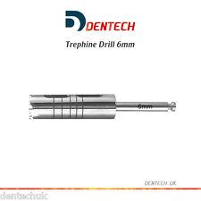 TRAPANO Trapano 6mm IRRIGAZIONE Dental Implant strumenti-STRUMENTI CHIRURGICI Lab