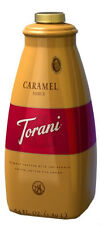 Torani Caramel Sauce (64oz) by Torani Classic Flavored Syrups