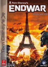 Tom Clancy's Endwar - offiz. Lösungsbuch, englisch NEU