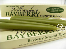 Williamsburg Bayberry Candles & Bayberry Candle Legend!