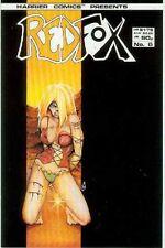 Redfox # 6 (female Barbarian) (UK, 1986)