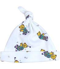babyprem Bebé Niño Algodón Anudada Gorro teddy-bear Golf Golf Diseño 0-6m meses