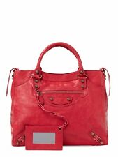 Balenciaga Giant 12 Velo Arena Leather Medium Satchel