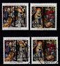 BRD, Bund 2 x 1831 - 1832  Weihnacht,postfrisch und sauber gestempelt siehe Scan