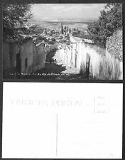 Old Mexico Real Photo Postcard - San Mig. de Allende