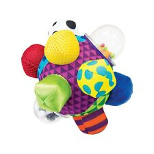 Sassy Developmental Bumpy Ball | Easy to Grasp Bumps Help Develop Motor Skill...