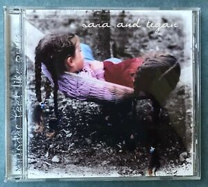 TEGAN AND SARA-Under Feet Like Ours (1999), rare, self-produced, excellent cond.