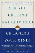Are You Getting Enlightened or Losing Your Mind?: A Spiritual Program for Mental