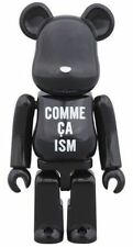 Medicom 2013 Comme Ca ISM 20th Anniversary 100% Black Be@rbrick Bearbrick 1pc