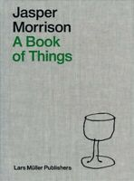 Book of Things, Hardcover by Morrison, Jasper, Brand New, Free P&P in the UK