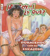 ASI SOY Y QUE MEXICAN COMIC #497 MEXICO SPANISH SPICY HISTORIETA 1997