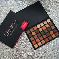 Beauty Creations 35 Color Pro Eyeshadow Palette Ruby Matte Shimmer