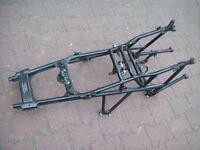 BMW R 1200 R 26Tkm Ez 08 Heck - Rahmen Heckrahmen Um- und Unfallfrei Top Zustand