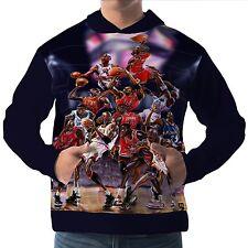 Michael Jordan Herren Kapuzenpullover Hoodie Hoody Sweater wa15 aam20004