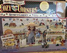 New Vintage Playmates Mary Engelbreit's Cozy Corners Rosie's Garden Toy Set