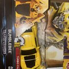TRANSFORMERS BUMBLEBEE CYBERFIRE TURBO CHANGER 1 STEP THE LAST KNIGHT BY HASBRO