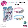 21Pcs My Little Pony Bracelet Making Set Costume Jewellery Toy Charm Gift Bangle