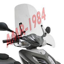 PARE-BRISE YAMAHA COMPLET AEROX 50 cc à partir de 13 AL 17 GIVI 288A+A2113A