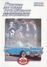 """Matchbox """"Dinky"""" Katalog 1992 """"Dream Machines"""" deutsch"""